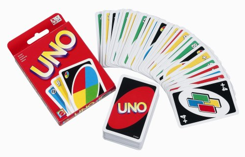 Family Board Games - card games