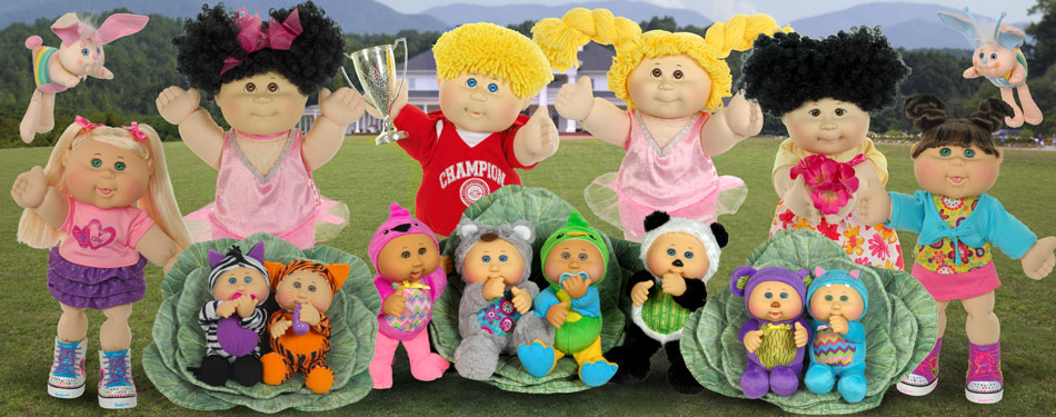 Cabbage Patch Kids
