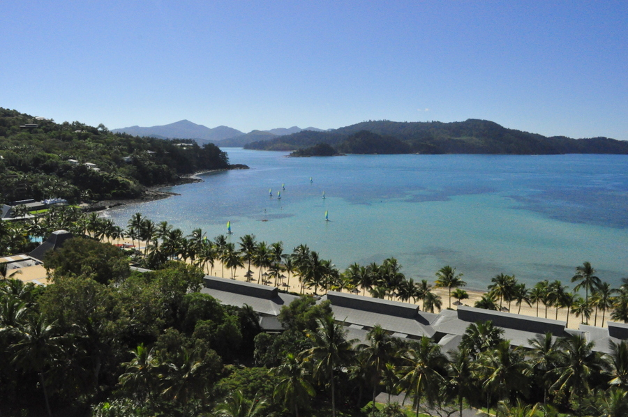 Reef View Hotel views