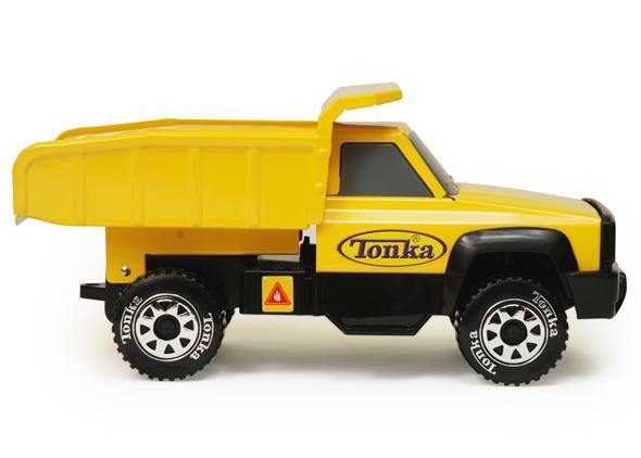 Tonka Classics Steel Quarry Dump Truck