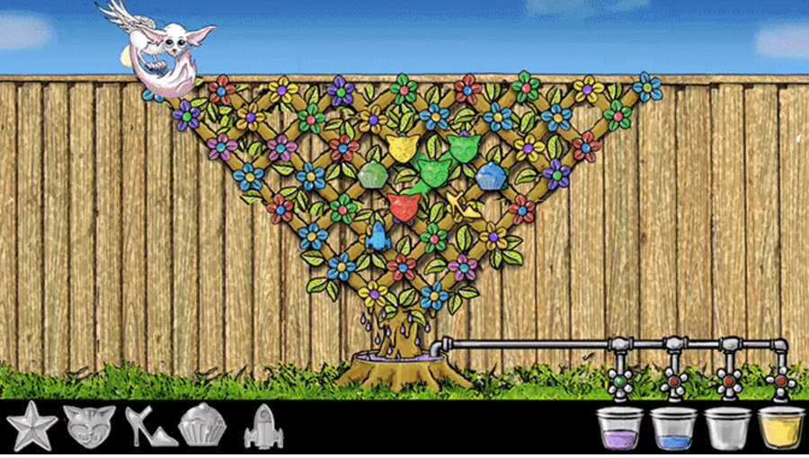 The Magical Moopaloop Tree game