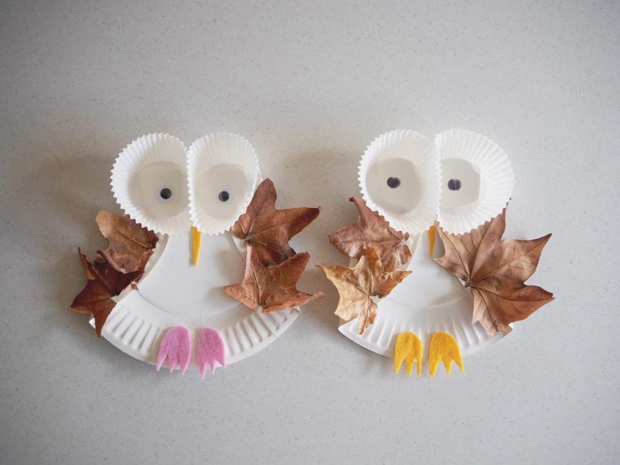 leafy owls