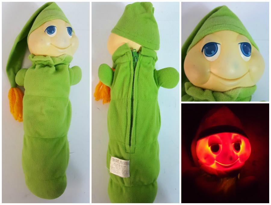 vintage glow worm