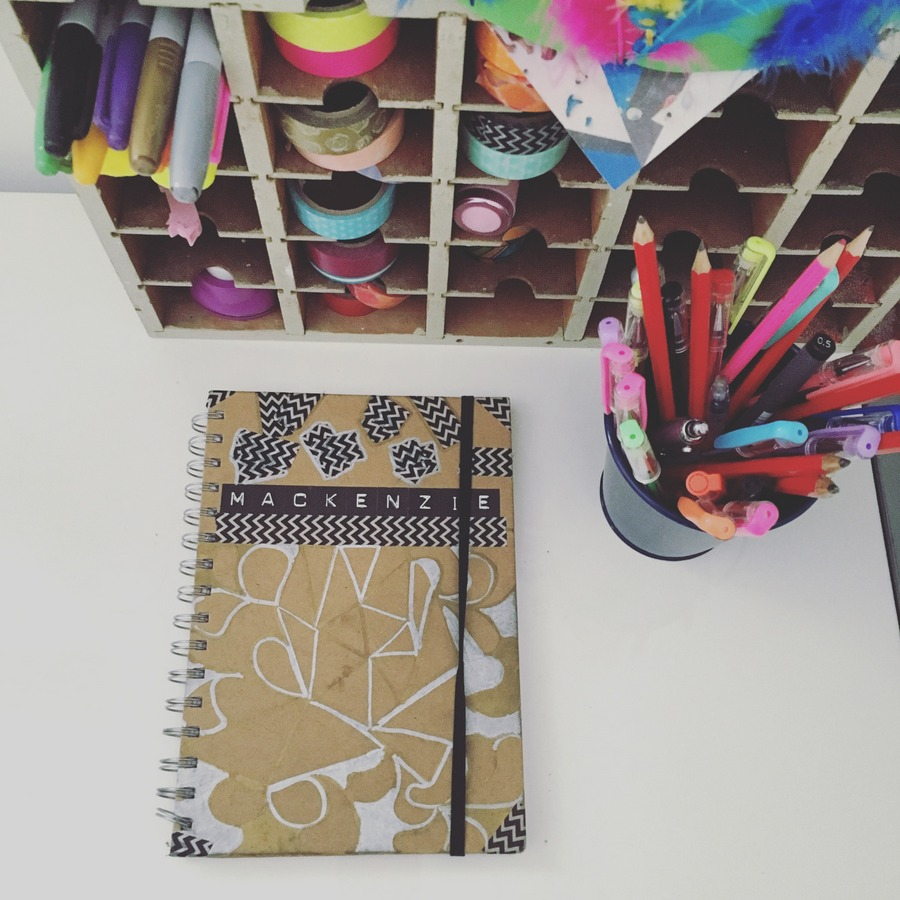 DIY Journal Kit