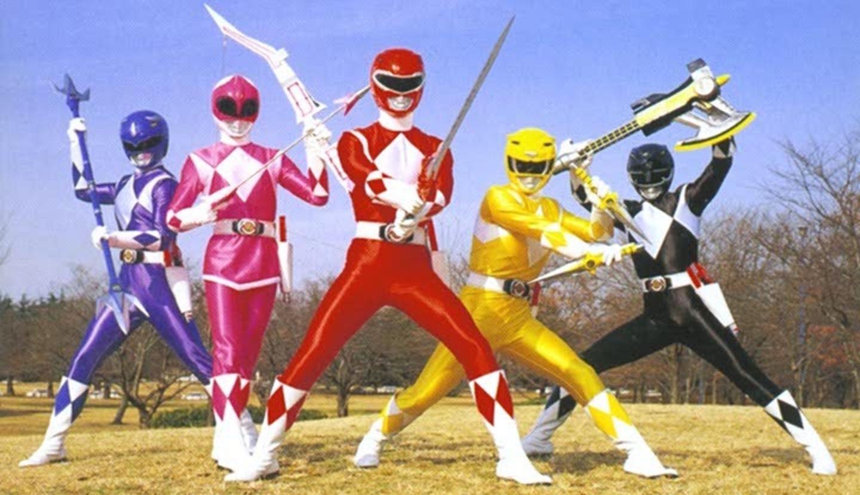 Power Rangers Original
