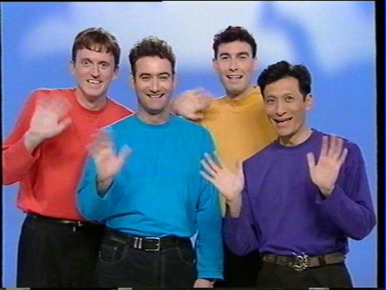 The Wiggles Original Cast