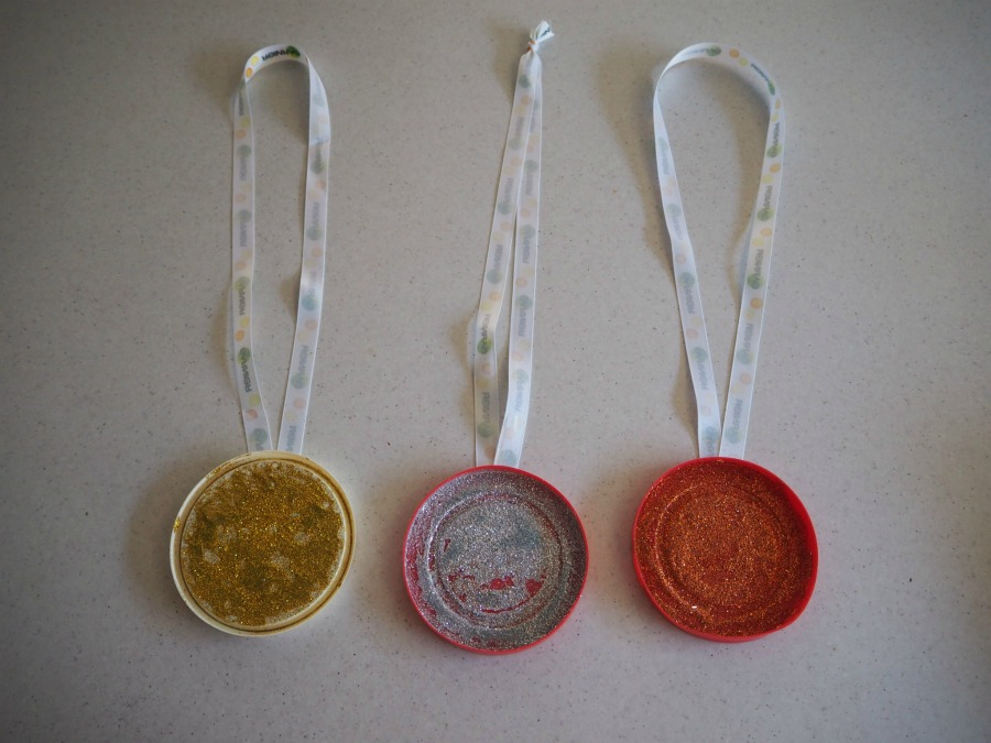 easy olympic medal craft