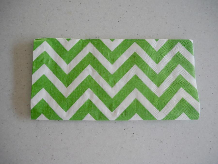 fold napkin