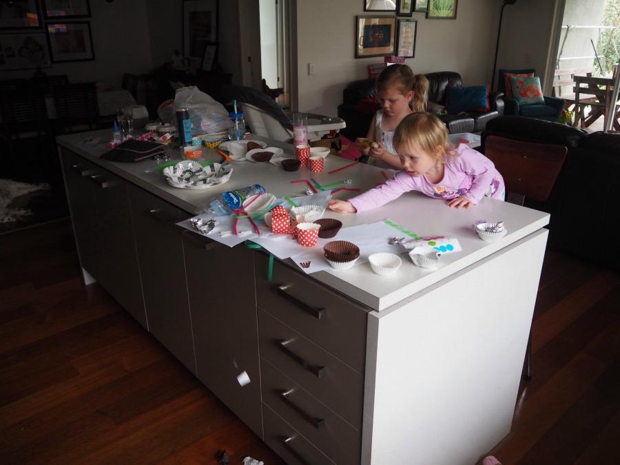 craft mess