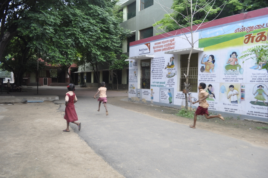 Government School in Chennai