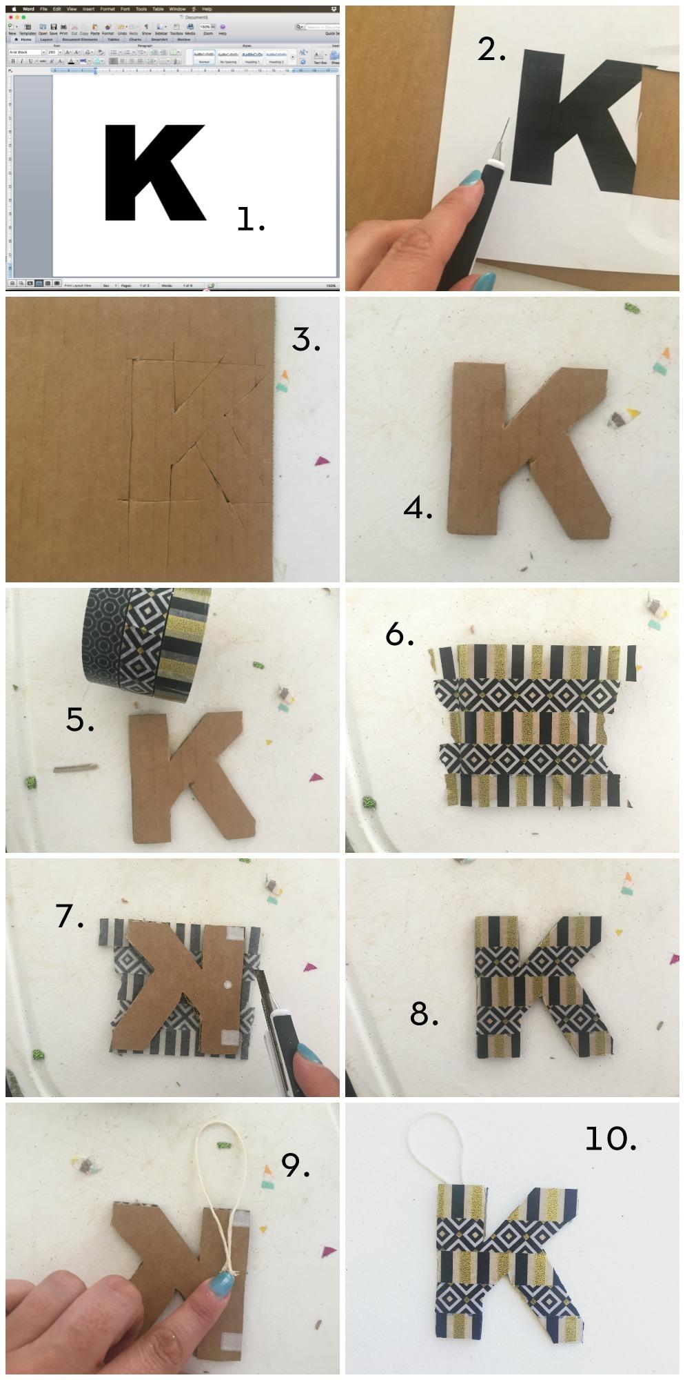 handmade-tree-decoration-cardboard-initial-instructions