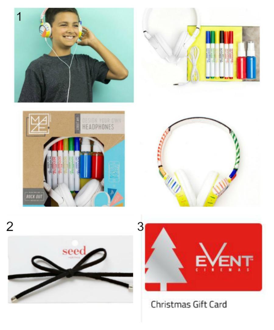 teens and tweens christmas gifts