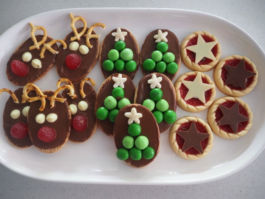 3 christmas biscuit ideas