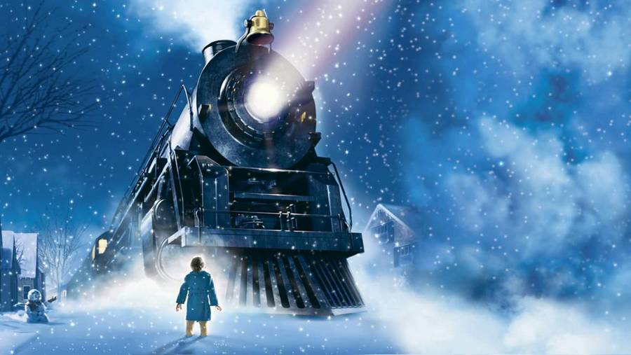 Top 20 Family Christmas Movies - Polar Express