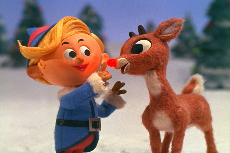 Top 20 Family Christmas Movies - RUDOLPH THE RED-NOSED REINDEER