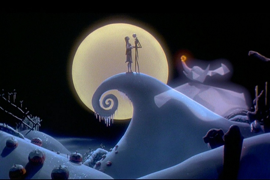 Top 20 Family Christmas Movies - The Nightmare Before Christmas