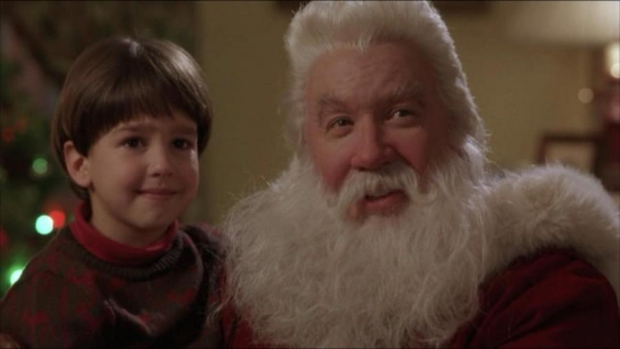 Top 20 Family Christmas Movies - The Santa Clause