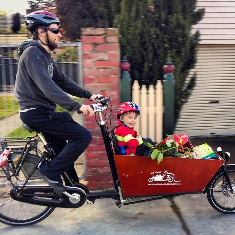 Cargo Bikes in Australia