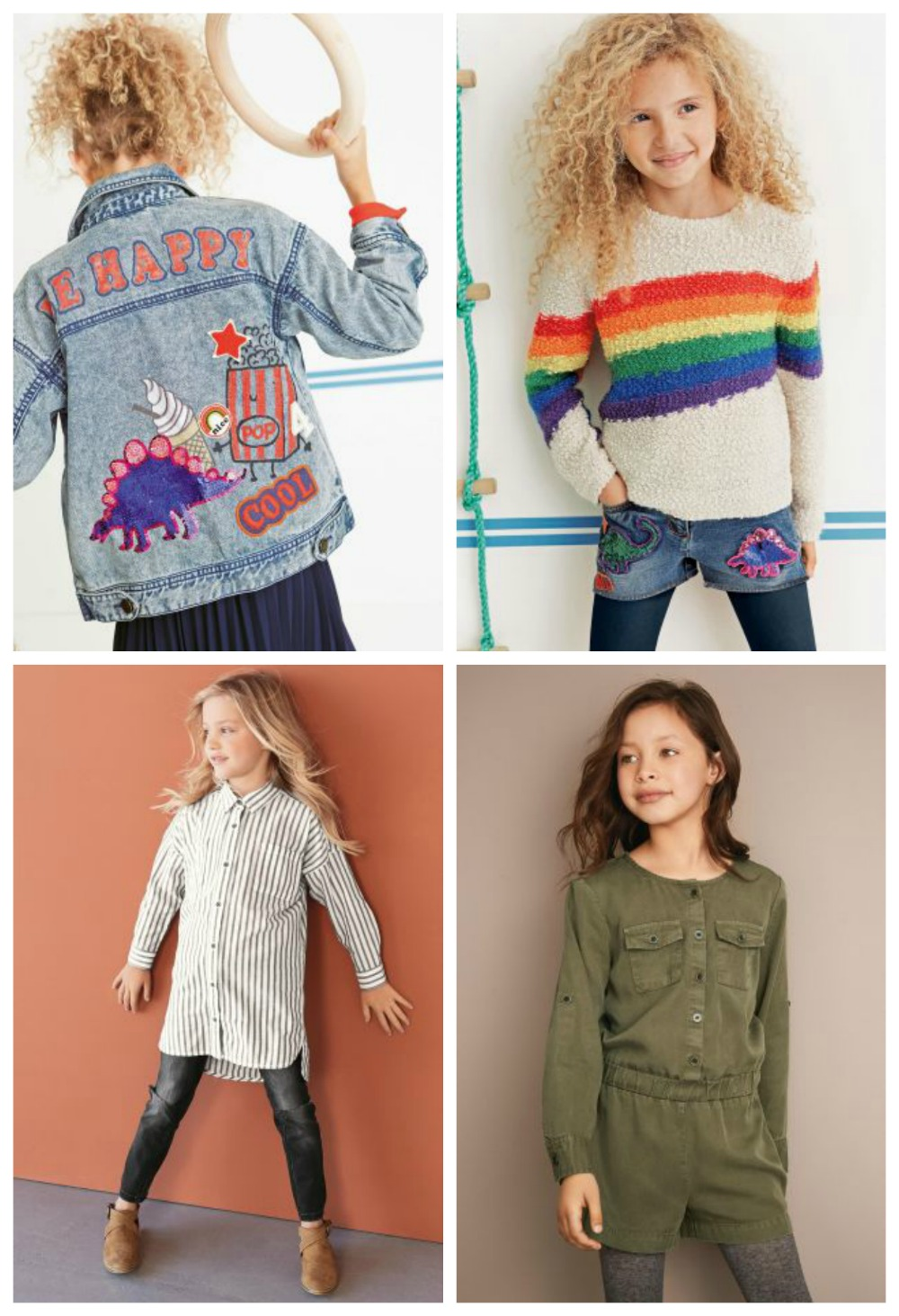 NEXT clothes for tweens