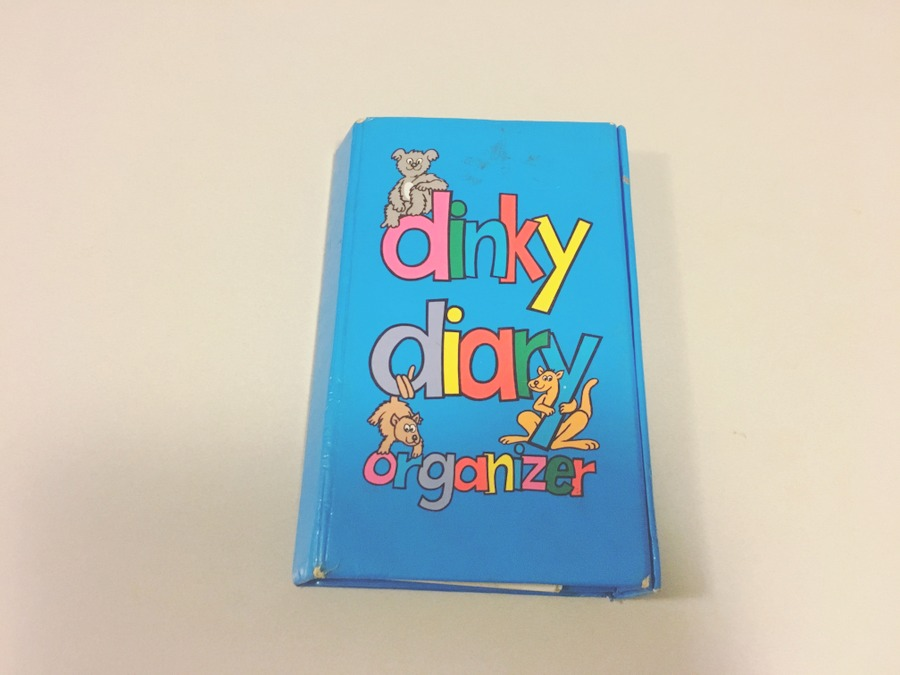 1989 Dinky Diary