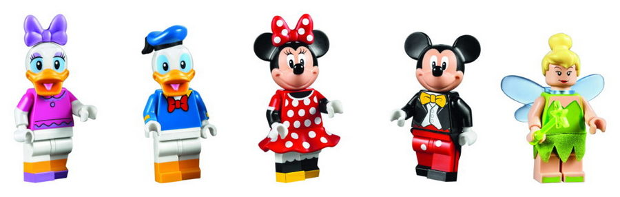 LEGO-71040-Disney-Castle-Minifigures