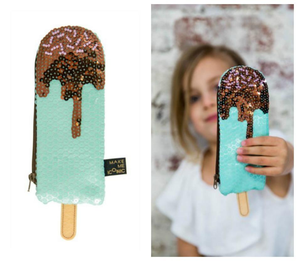 Make me iconic ice cream purse